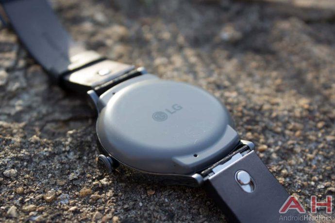 LG Smartwatch W7