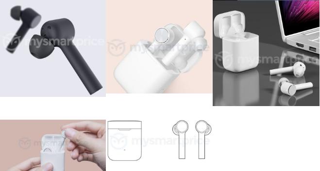 Xiaomi AirDots: Render der zweiten Generation